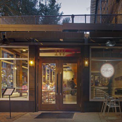 The Public Kitchen and Bar Entrance Savannah, Ga copy 2