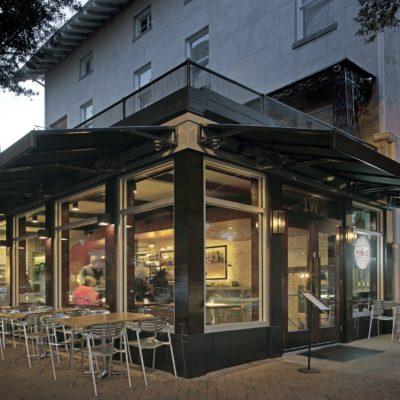 The Public Kitchen and Bar exterior 2 Savannah, Ga