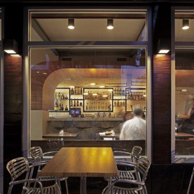The Public Kitchen and Bar exterior Savannah, Ga
