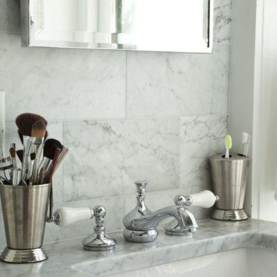Master Bath Sink Detail